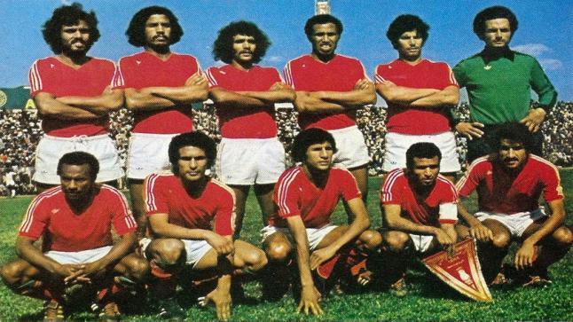 من نجوم كرة القدم المغاربة…