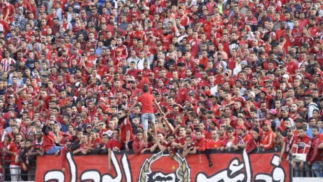 الوداد يهزم لوصيكا الخريبكي ويعود إلى صدارة البطولة المغرب