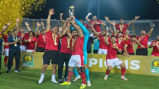 مباراة الأهلي المصري 3-0 كايزر تشيفز نهائي دوري أبطال افريقيا