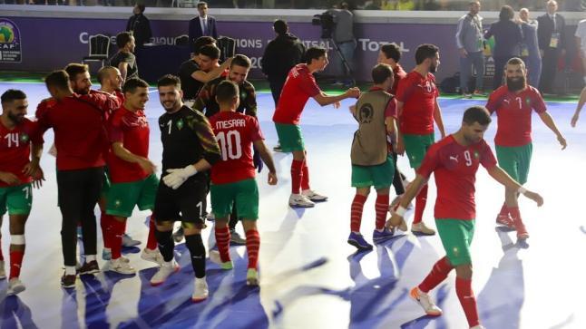 """استعدادات المغرب لـ""""مونديال الفوتسال"""" في سلوفاكيا"""