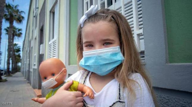 الأطفال دون الخامسة يحملون أعلى كمية من فيروس كورون