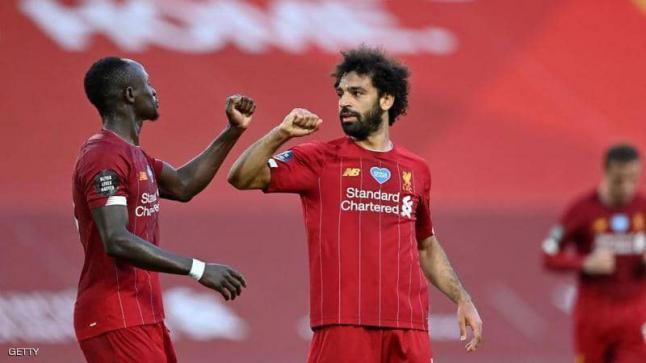 """بعد حسم اللقب""""ليلة حمراء. أرقام يسعى ليفربول لتحطيمها قبل النهاية"""