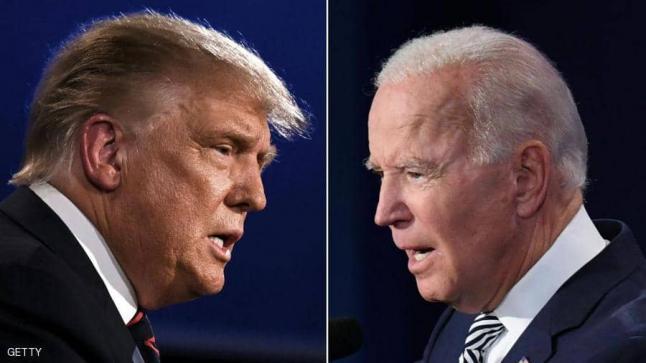 ما هي نقاط الخلاف الأساسية بين ترامب وبايدن؟