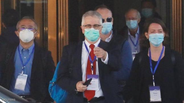 اخر مستجد …خبراء الصحة العالمية في ووهان يرجحون وجود مضيف وسيط ناقل لكورونا