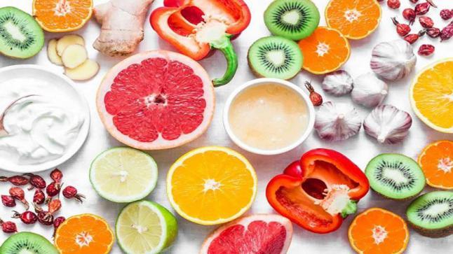 رفع مناعة الجسم لمواجهة فيروس كورنا كوفيد 19 عن طريق الطعام