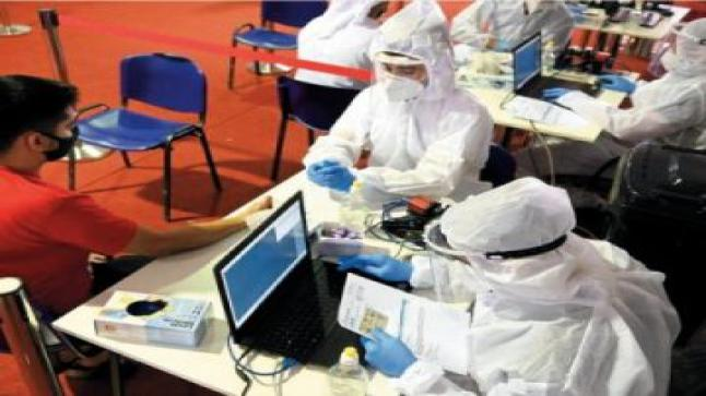 """المملكةالمغربية تسجل 3254 إصابة جديدة مؤكدة بـ""""كورونا"""" في 24 ساعة"""