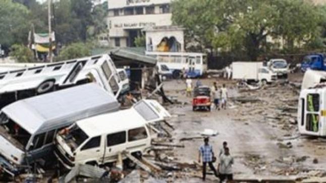 زلزال قوي يضرب المكسيك وتحدير من تسونامي