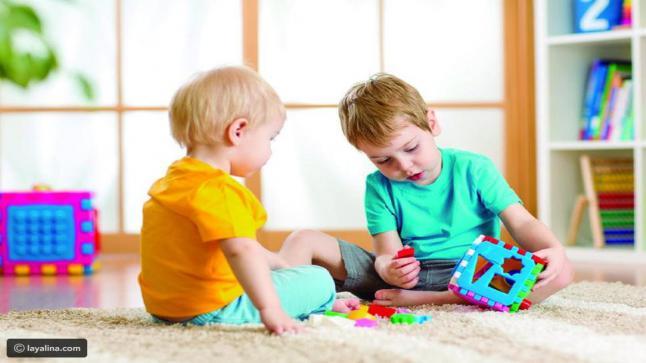 أنشطة للأطفال في المنزل