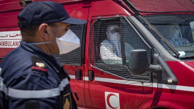 """المملكةالمغربية تسجل 2117 إصابة جديدة مؤكدة بـ""""كورونا"""" في 24 ساعة"""