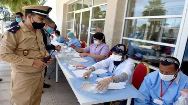 جهات المملكة المغربية تسجيل218 إصابة جديدة ترفع حصيلة كورونا إلى 12854 حالة