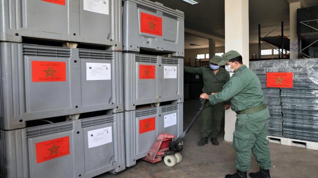المساعدات المغربية إلى لبنان تجسيد لتضامن المملكة مع البلدان الشقيقة