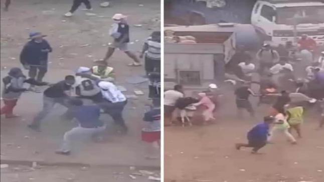 الدار البيضاء.. ضبط 20 شخصا للاشتباه في تورطهم في أعمال العنف والسرقة والرشق بالحجارة التي شهدها سوق لبيع الأغنام