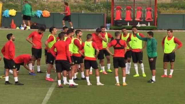 عموتة يستدعي 28 لاعبا استعدادا للمشاركةفي كأس العرب