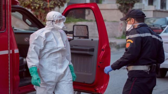 المملكة المغربية: تسجل 693 إصابة جديدة مؤكدة بكورونا خلال 24 ساعة.