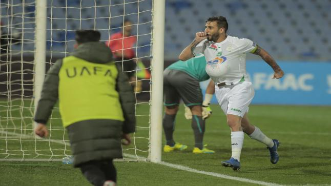 تأهل الرجاء البيضاوي، لنهائي كأس محمد السادس للأنديةالعربية