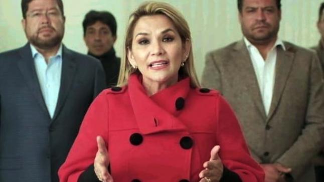 في بوليفيا….لماذاتمديد حبس رئيسة بوليفيااليمينيةالسابقة احتياطياً لـ6 أشهر؟