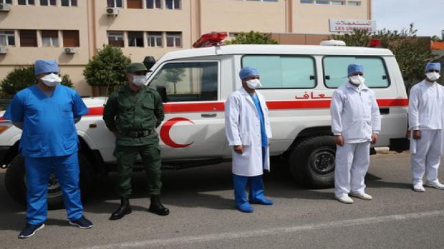 """المملكةالمغربية تسجل 3020 إصابة جديدة و46 وفاة بـ""""كورونا"""" في 24 ساعة"""