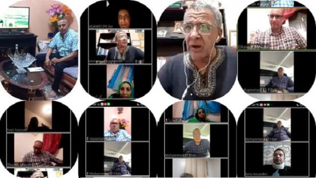 الدورة العادية السادسة للهيئة الوطنية لناشري الصحف بالمغرب