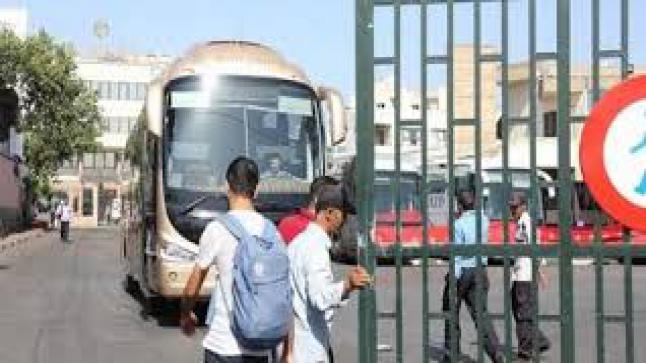 الشروط الصارمة على أرباب الحافلات لنقل المسافرين..وقواعد السلامة الصحية