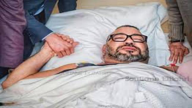 الملك يخضع لعملية جراحية ناجحة على القلب بـقصر الرباط