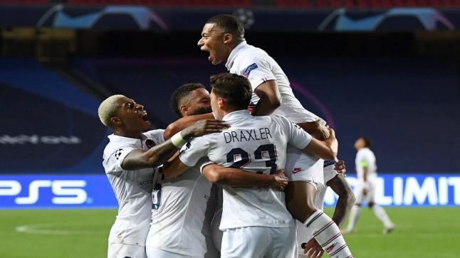 شاهد.. باريس سان جيرمان :يقلب المقابلة على أتلانتا ويتأهل لنصف نهائي دوري أبطال أوروبا