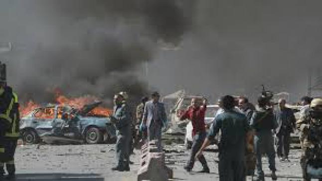 13 مصابا حصيلة انفجار رابع خلال 48 ساعة بكابول